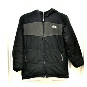 THE NORTH FACE REVERSIBLE HOODED JACKET